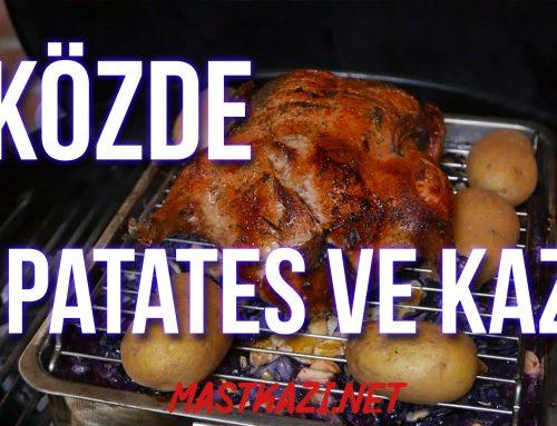 Közde Kaz ve Patates